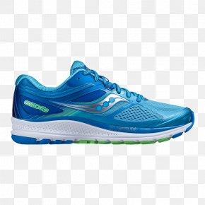 Aqua Blue Shoes For Women - Sports Shoes Saucony Women's Guide 10 Saucony Women's Guide ISO PNG