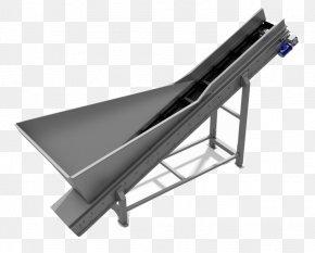 Bed - Chain Conveyor Platform Bed Conveyor System Steel PNG