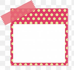 Paper Picture Frame - Black And White Frame PNG