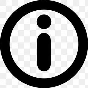 Info Icon - Registered Trademark Symbol Clip Art PNG