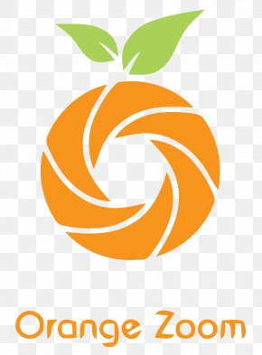 Right Amount Of Orange Logo - Orange Juice Logo Tangerine PNG