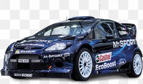 Rally Transparent Background - Ford Fiesta RS WRC 2014 World Rally Championship Ford Focus RS WRC Monte Carlo Rally PNG