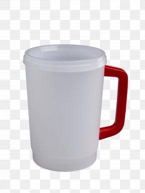 Mug - Mug Lid Coffee Cup Plastic Handle PNG