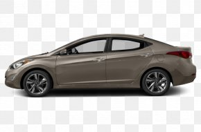 Hyundai - 2016 Hyundai Elantra Limited Car Toyota Vehicle PNG