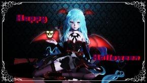 Vampire - MikuMikuDance Desktop Wallpaper Hatsune Miku Vocaloid PNG