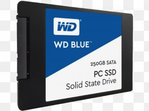 Laptop - Flash Memory Cards Laptop Data Storage Solid-state Drive Western Digital PNG