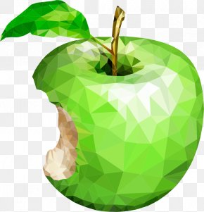 Food Granny Smith - Green Leaf Apple Plant Clip Art PNG
