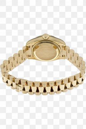 Rolex - Rolex Day-Date Watch Strap Bracelet PNG