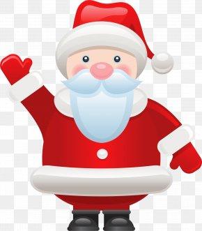 Santa Claus Art - Santa Claus Père Noël Clip Art PNG