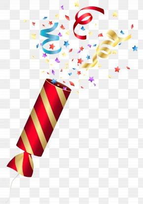 Party Confetti Clip Art Image - Confetti Birthday Cake Balloon Clip Art PNG