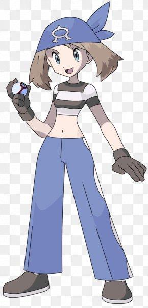 Aqua - Pokémon Sun And Moon May Pokémon Emerald Ash Ketchum Pokémon X And Y PNG
