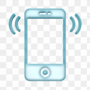 Communication Device Technology - Smartphone Icon Essential Compilation Icon PNG