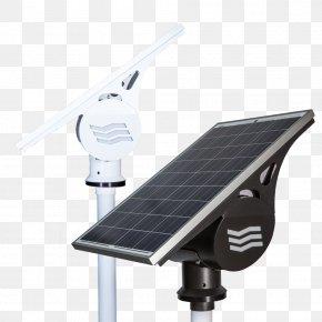 Solar Energy - Solar Energy Photovoltaics Street Light Photovoltaic System PNG