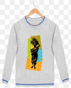 T-shirt - T-shirt Bluza Hoodie Collar Sleeveless Shirt PNG