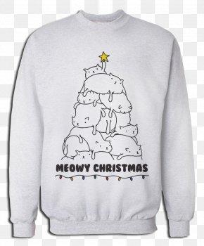 T-shirt - T-shirt Crew Neck Hoodie Paper Sweater PNG
