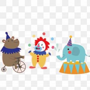 Circus Animals - Circus Clip Art PNG