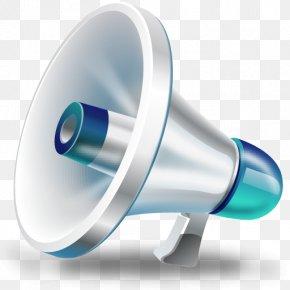 Speaker - Megaphone Apple Icon Image Format Icon PNG