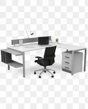 Office Desk - Table Office & Desk Chairs Furniture Office & Desk Chairs PNG
