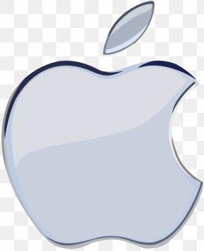 Apple Logo - Apple Logo Silver Desktop Wallpaper PNG