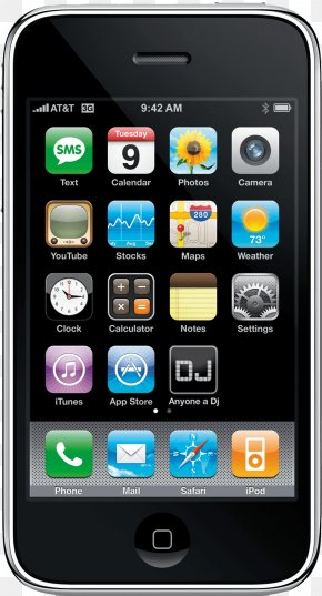 Apple Iphone Image - IPhone 3GS IPhone X IPhone 5s PNG