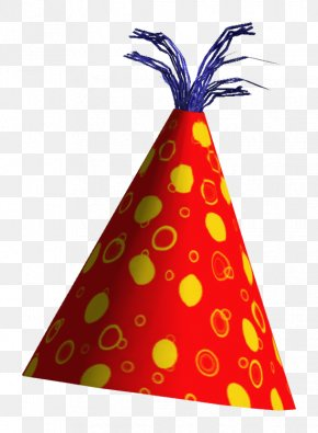 Birthday Hat - Party Hat Icon PNG