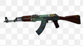 AK47 - Counter-Strike: Global Offensive AK-47 M4 Carbine Weapon Beretta M9 PNG