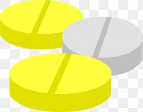 Circular Tablet - Tablet Computer Pharmaceutical Drug Clip Art PNG