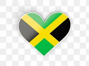 Flag - Flag Of Jamaica National Flag PNG