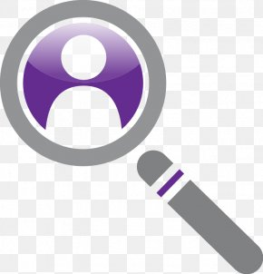Search Magnifying Glass - Magnifying Glass Illustration PNG