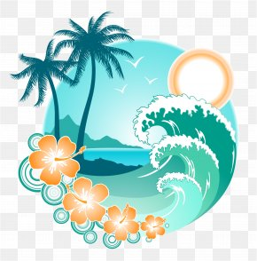 Holidays Images - Paradise Heaven Clip Art PNG