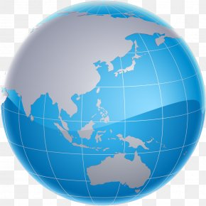 Light Blue Earth - China India World Regional Comprehensive Economic Partnership Organization PNG