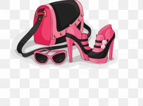 Pink Women's Accessories - Fashion Accessory Icon PNG