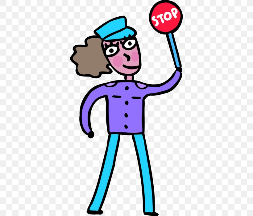 crossing guard clipart black and white - Clip Art Library