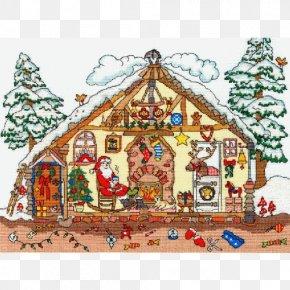 Christmas Tree - Christmas Tree Cross-stitch Zweigart PNG