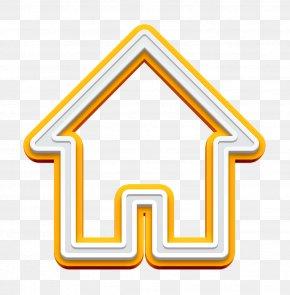 Signage Symbol - Creanimasi Icon Home Icon House Icon PNG