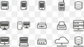 Computer Network Cliparts - Laptop Computer Network Clip Art PNG