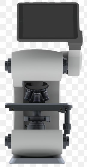 Olympus Inverted Microscope - Microscope Crowdfunding Crowdfund Insider Financial Technology Startup Company PNG