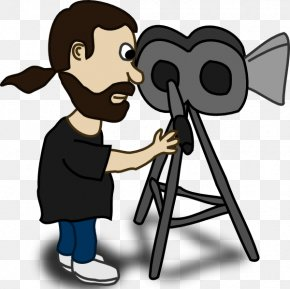 Joint Communications Unit - Film Director Filmmaking Clip Art PNG