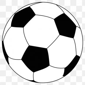 Free Soccer Ball Images - Football Player Coloring Book Clip Art PNG