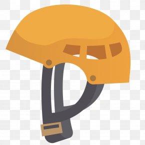Vector Mountaineering Helmets - Mountaineering Clip Art PNG