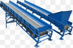 Municipal Solid Waste - Screw Conveyor Machine Conveyor System Conveyor Belt Recycling PNG
