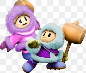 Ice Climbing - Ice Climber Super Smash Bros. Brawl Super Smash Bros. Melee Wii Climbing PNG