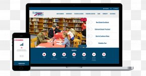 School - Elmbrook School District School Website Web Page PNG