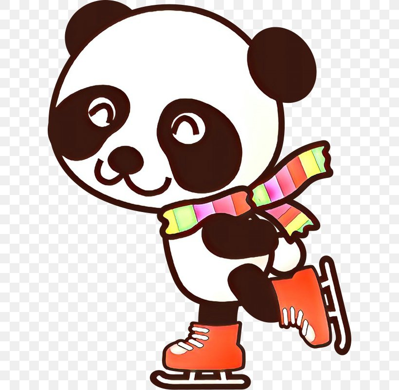 Giant Panda Santa Claus Christmas Day Vector Graphics Image, PNG, 624x800px, Giant Panda, Bear, Cartoon, Christmas Day, Christmas Decoration Download Free