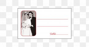 Party Invitation Card - Wedding Invitation Picture Frames Wedding Anniversary Gown PNG