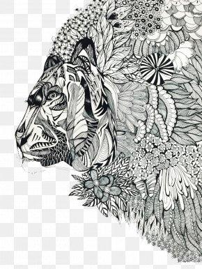 Lion Soldiers - Tiger Lion Dog Illustration PNG