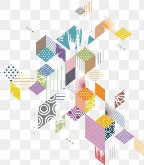 Geometric Vector Diagram - Geometry PNG