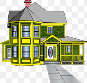 Images Of A House - Gingerbread House Villa Clip Art PNG