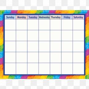 Watercolor Calendar - Chinese Calendar Chart Teacher Lunar Calendar PNG