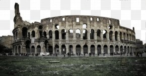 Resorts Rome Colosseum - Trevi Fountain Colosseum Palatine Hill Roman Forum Arch Of Constantine PNG